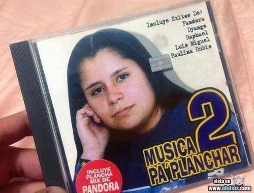 MUSICA PA' PLANCHAR